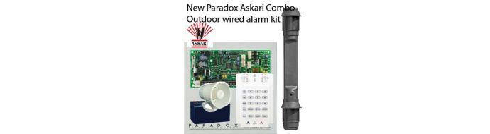 Wired Alarm Kits